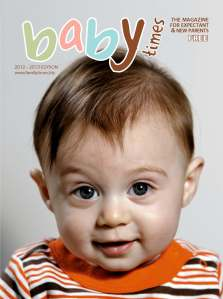baby times cover
