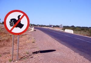 no_hitchhiking