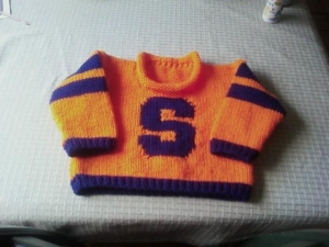 syracuse sweater