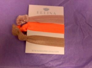 belina hair ties