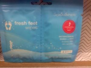 freshfeet wipes