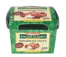 Wegmans Italian Classics Arrabbiata Sauce
