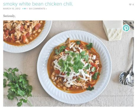 whitebeanchili